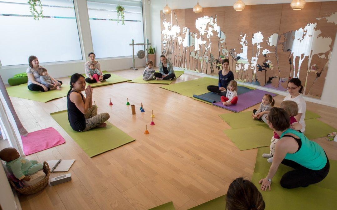 Comment initier mon enfant au yoga ?